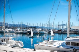 Marine Safety Management Yachts in Harbour